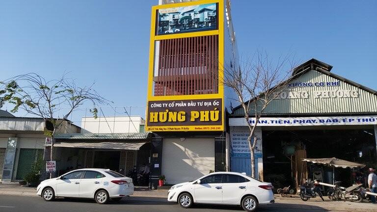 Ban du an 'ma', giam doc Cong ty Hung Phu bi bat giu