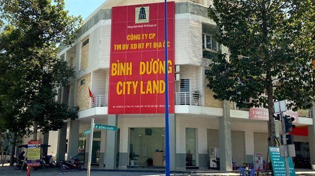 Vi sao Giam doc 26 tuoi Cong ty Binh Duong City Land bi bat?