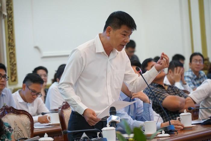 TP HCM thao go kho khan du an nha o xa hoi Le Thanh Tan Kien