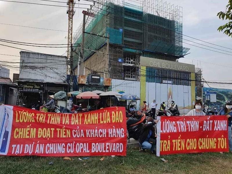De nghi xu ly chu dau tu du an Opal Boulevard cua Bat dong san Ha An