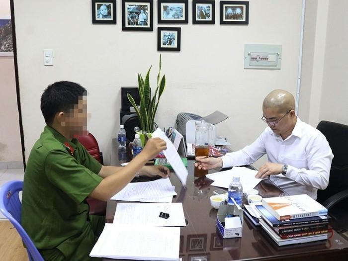 De nghi truy to Nguyen Thai Luyen va 22 dong pham Tap doan Alibaba
