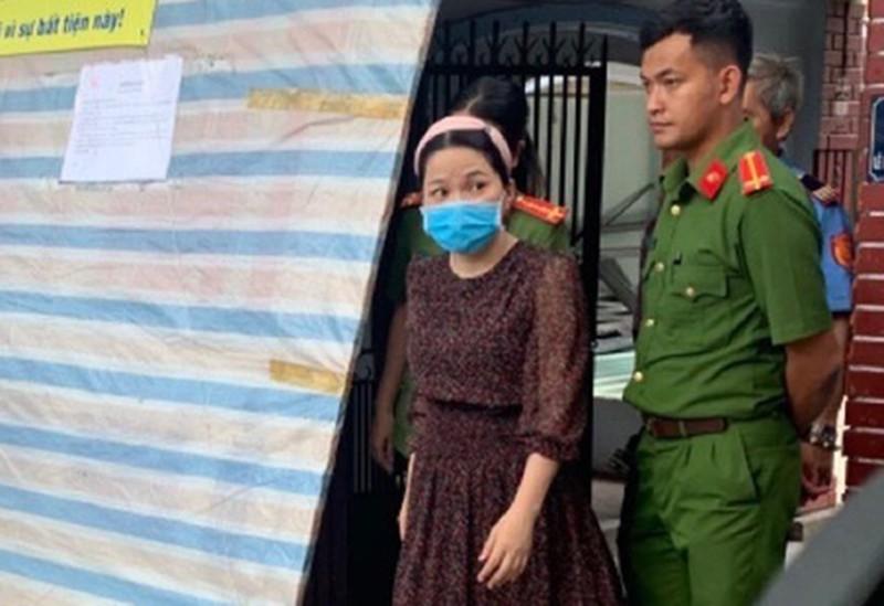 Cong an tim nan nhan cua nu Tong giam doc BDS Thien An Phat