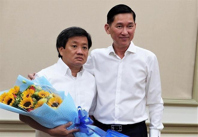 Thoi viec, ong Doan Ngoc Hai duoc tro cap hon 100 trieu