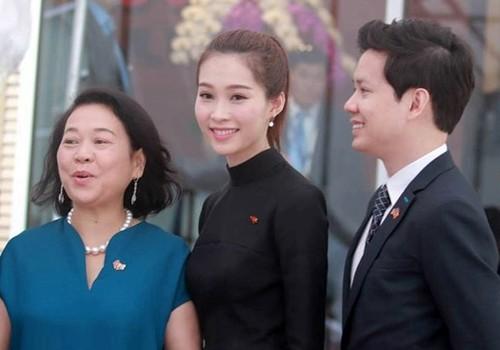 Dang Thu Thao lam giam khao Hoa hau Viet Nam 2016-Hinh-2