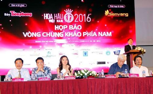 Dang Thu Thao lam giam khao Hoa hau Viet Nam 2016
