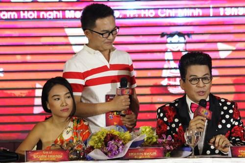 Hoai Linh tre lai khi lam giam khao Thu tai sieu nhi-Hinh-2