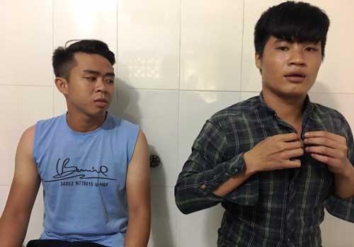 """Bang cuop """"may danh em tao"""" o Sai Gon sa luoi nhu the nao?"""