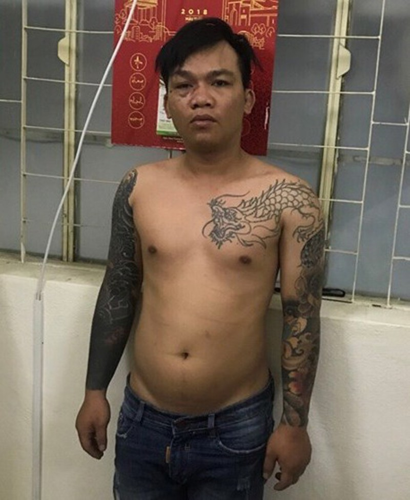 """Can mat ke """"bam tron"""" cuop tai san nhan vien Tong Lanh su o TP HCM"""