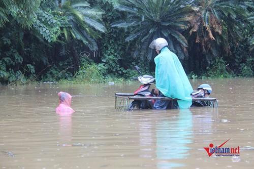 Thoi tiet hom nay 7/8: Ap thap it di chuyen, kha nang manh them