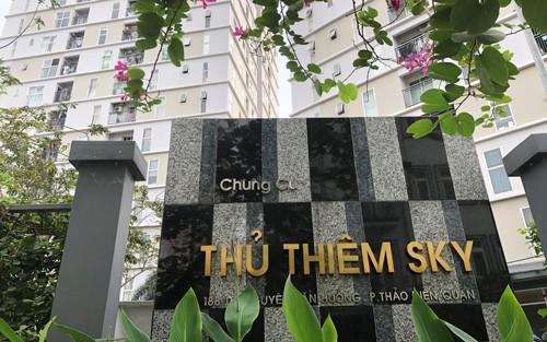 Dieu tra nguyen nhan be gai roi tang 9 chung cu Thu Thiem Sky