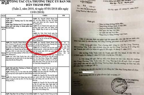 Lich lam viec cua TP HCM tiep Bo truong Tran Tuan Anh khi nao?