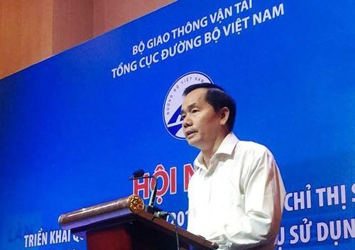 Tong cuc Duong bo: