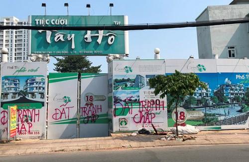"Nong: Cong an TP HCM vao cuoc vu Nam Viet Homes bi to ""lua dao""-Hinh-6"