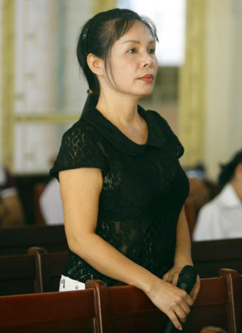 "Ba Ha to Ly Nguyen Chung bi ""dan xep"", VKS bac chung cu"