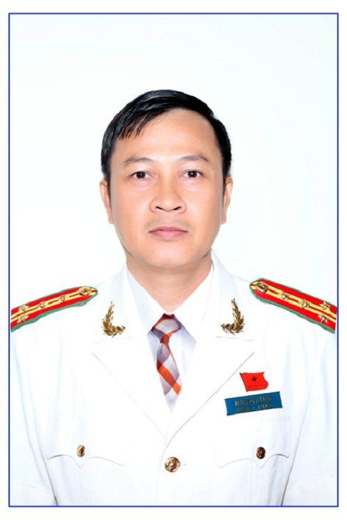 Giam doc Cong an tinh Bac Lieu bat ngo qua doi o tuoi 49