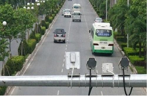 Phat nguoi qua camera tren cao toc Noi Bai-Lao Cai, Cau Gie-Ninh Binh