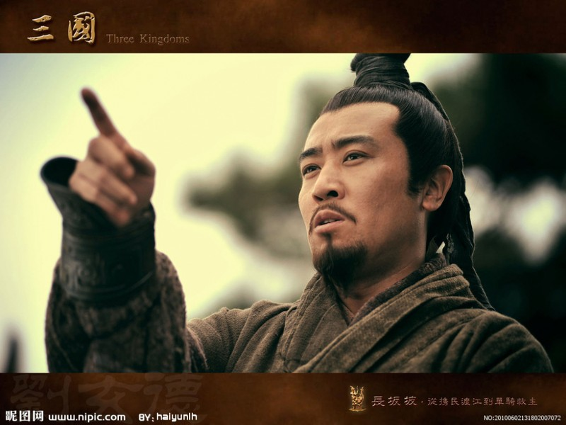 Chuyen tinh cua Luu Bi va nguoi vo dep nghieng nuoc nghieng thanh