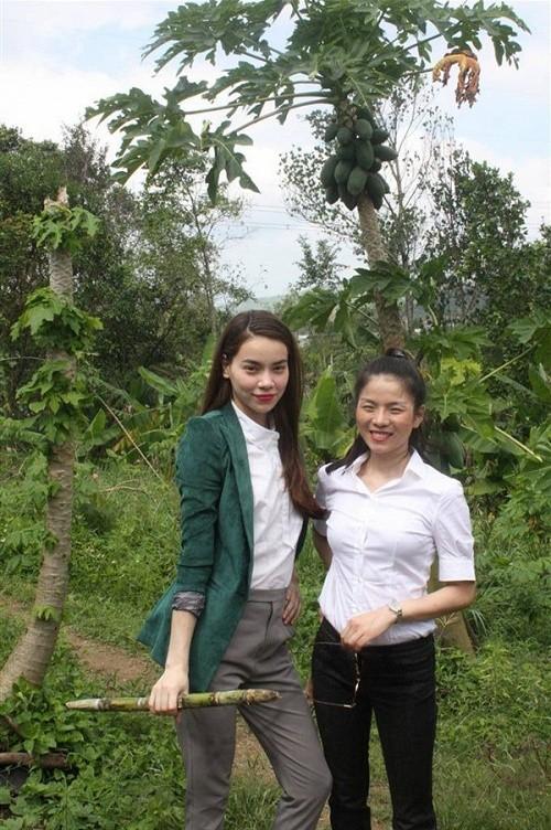 Nhin lai anh Le Quyen - Ho Ngoc Ha thoi con man nong?-Hinh-2