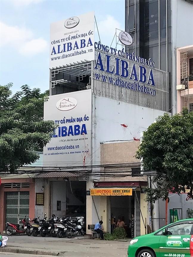Phanh phui loat hoat dong mo am cua Dia oc Alibaba