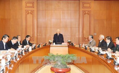 Tong Bi thu: Tap trung xet xu cong minh vu an Trinh Xuan Thanh va dong pham-Hinh-2
