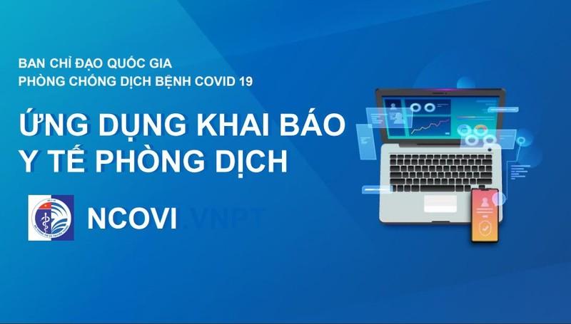 App khai bao suc khoe NCOVI lot top ung dung hot tren iOS, Android