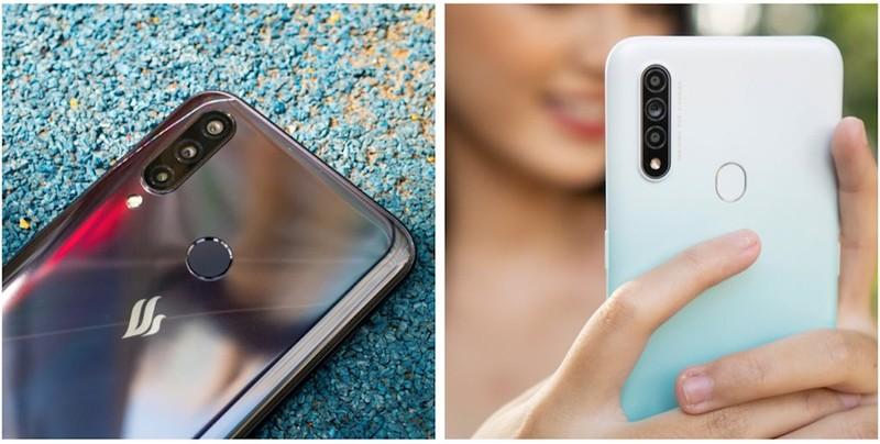 Vsmart Joy 3 4GB va Oppo A31: Dien thoai nao chiem the thuong phong?