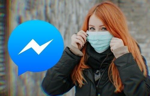Facebook Messenger tham gia cuoc chien chong Covid-19