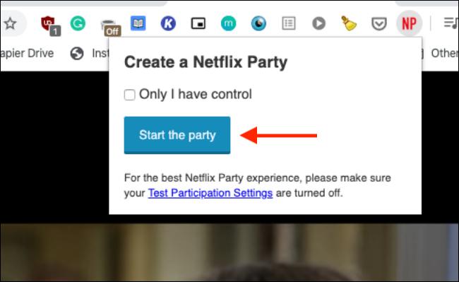 Cach xem phim voi ban be trong nhung ngay bi cach ly bang Netflix Party-Hinh-5