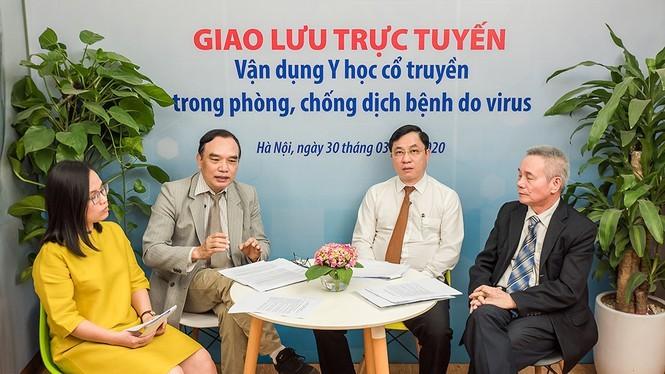 Phong chong Covid-19: Khong the bo qua y hoc co truyen