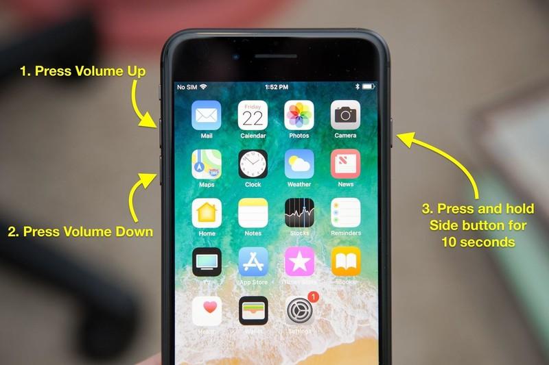 Cach xu ly khi iPhone SE 2020 bi treo hoac do-Hinh-2