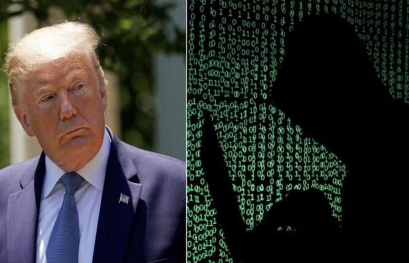 Tin tac doa tiet lo tin mat cua ong Trump, doi 42 trieu USD tien chuoc