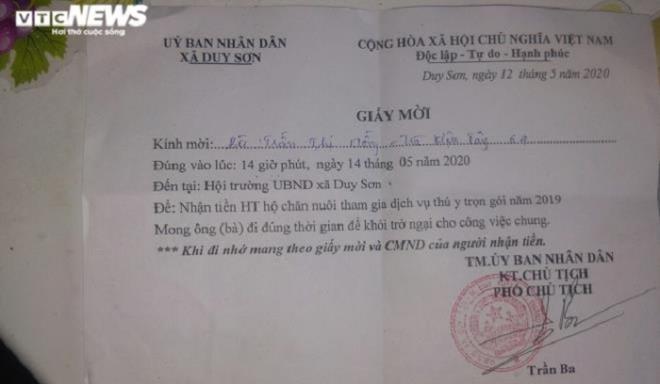 Chi tien ho tro dan roi thu lai: Can bo Quang Nam tran tinh-Hinh-2
