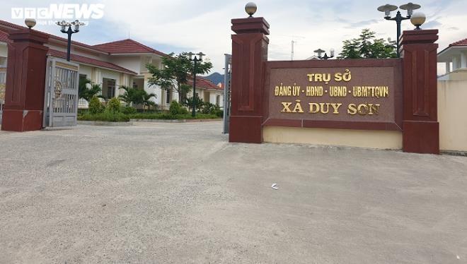 Chi tien ho tro dan roi thu lai: Can bo Quang Nam tran tinh