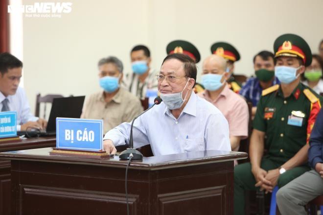 Cuu Thu truong Quoc phong Nguyen Van Hien: Toi thieu sat sao, quyet liet