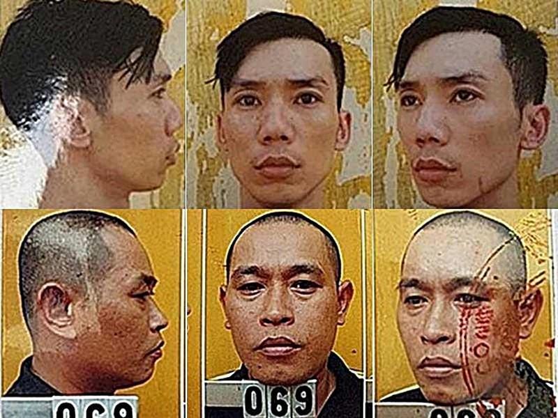 Xet xu vu vuot nguc chan dong bang cach cua song sat trai giam o Binh Thuan