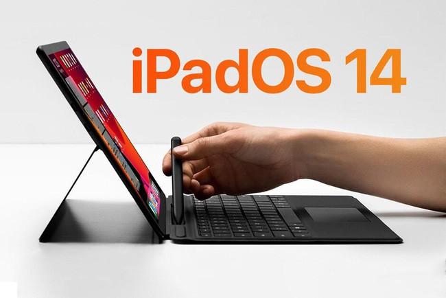 iPadOS 14 bien iPad thanh may choi game chuyen nghiep