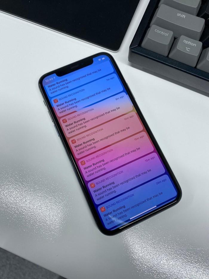 iPhone bo sung tinh nang nhan dang am thanh