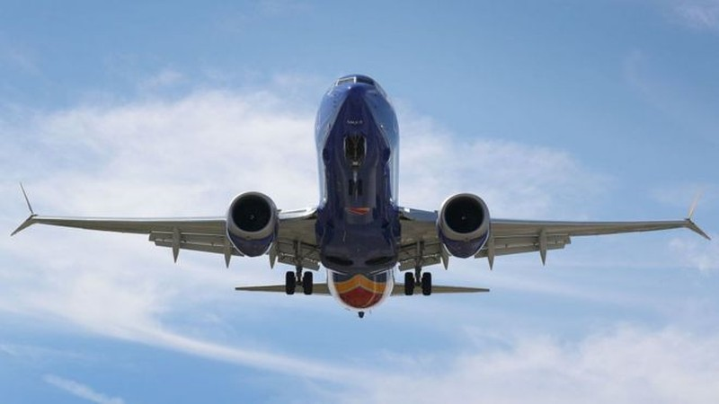 My tien hanh chuyen bay thu nghiem dau tien voi Boeing 737 MAX