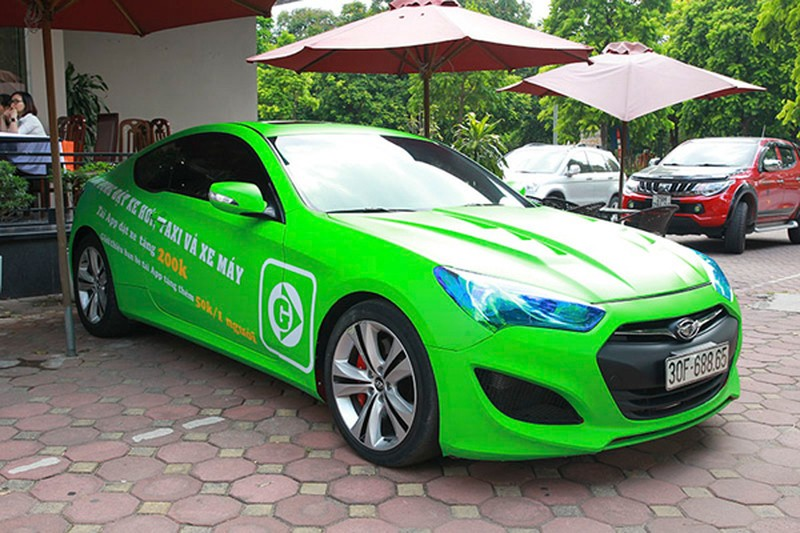 Them mot ung dung goi xe Made in Vietnam canh tranh Grab, GoViet