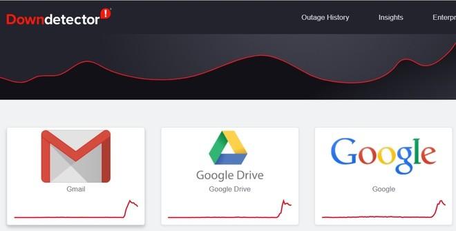 Gmail va nhieu dich vu Google dang gap su co-Hinh-2
