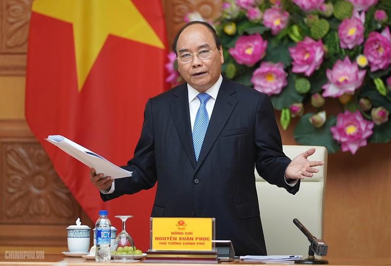 Thu tuong Chinh phu Nguyen Xuan Phuc tra loi phong van Thoi bao Van hoc Nghe thuat-Hinh-2