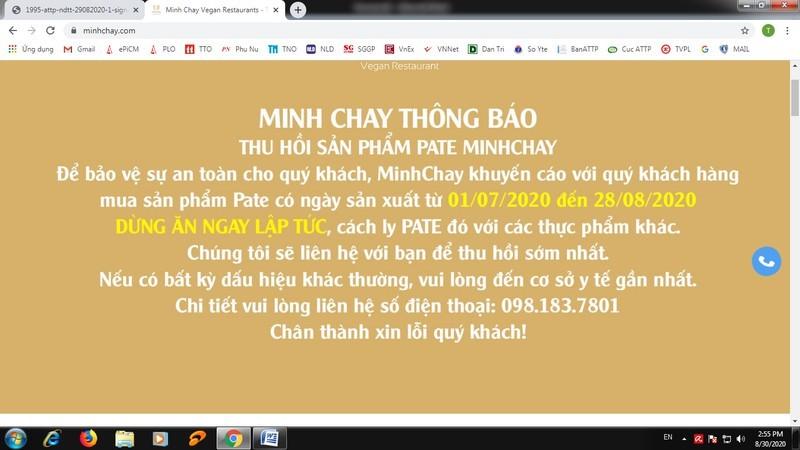 Yeu cau ngung tu 20/8, pate Minh Chay van san xuat den 28/8?-Hinh-3