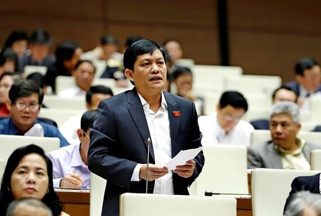 Se dinh chi chuc vu Tong giam doc voi ong Pham Phu Quoc