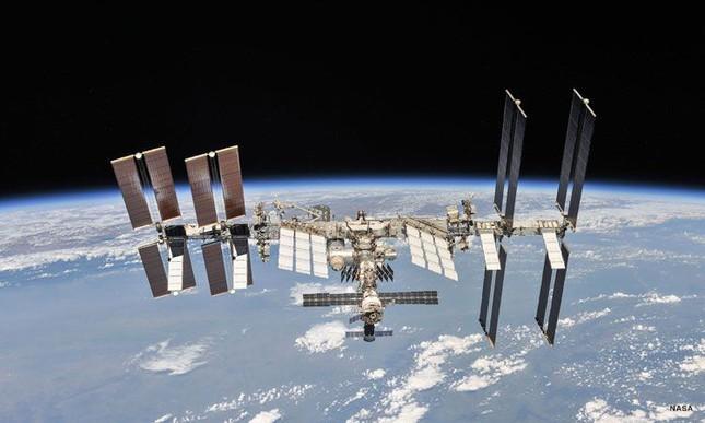 Giam doc NASA canh bao ve tram vu tru Trung Quoc