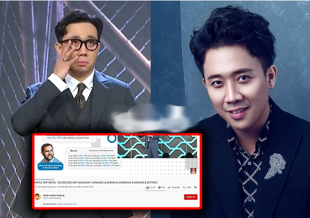 "Tran Thanh ""nhanh tay"" lay lai kenh Youtube sau khi bi hack, phat Bitcoin"