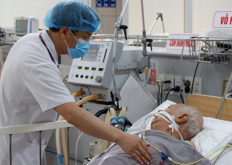 Benh nhan ngo doc pate Minh Chay tu vong