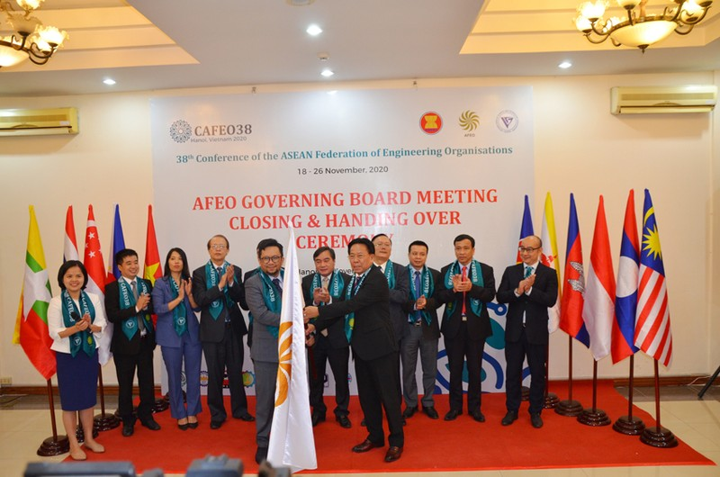 CAFEO38 thanh cong, Viet Nam chuyen giao vai tro Chu tich AFEO cho Brunei-Hinh-2