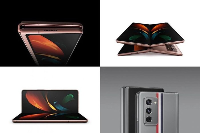 Samsung Galaxy Z Fold 3 lo dien: Them tinh nang, gia khong doi