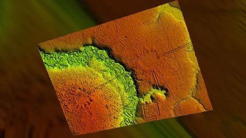 Quet laser khu rung Amazon phat hien nhieu chung tich bi an