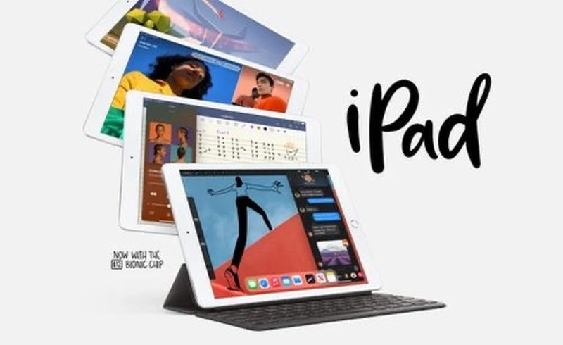 Ro ri thong so ky thuat iPad 10,5 inch 2021 gia re
